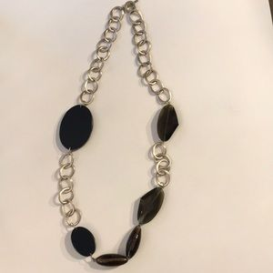 Jewelry - Long gold chain necklace